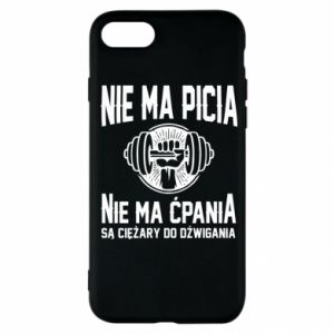 iPhone SE 2020 Case No drinking no drugs