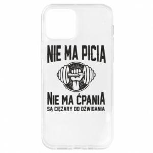 Etui na iPhone 12/12 Pro Nie ma picia nie ma ćpania