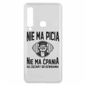 Samsung A9 2018 Case No drinking no drugs
