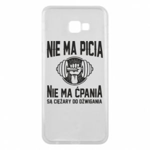 Samsung J4 Plus 2018 Case No drinking no drugs
