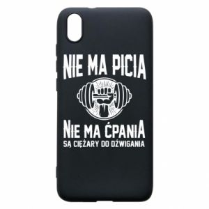 Xiaomi Redmi 7A Case No drinking no drugs