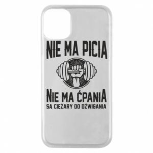 iPhone 11 Pro Case No drinking no drugs