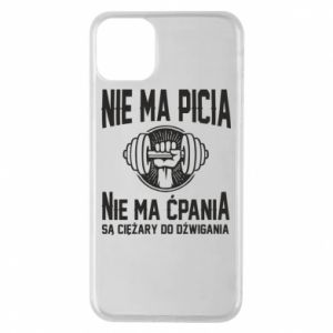 iPhone 11 Pro Max Case No drinking no drugs