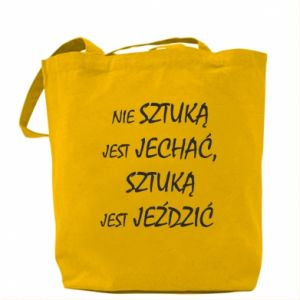 Bag It is not an art to go... - PrintSalon