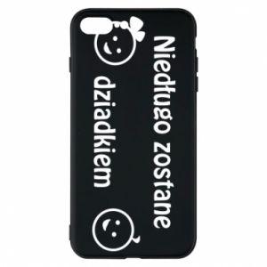 iPhone 7 Plus case I will be grandpa soon