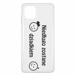 Samsung Note 10 Lite Case I will be grandpa soon