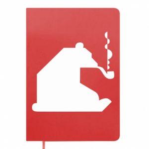 Notes Niedźwiedź z fajką