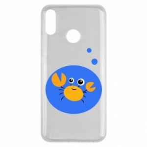 Huawei Y9 2019 Case Baby Cancer