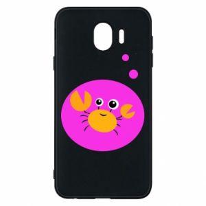 Samsung J4 Case Baby Cancer