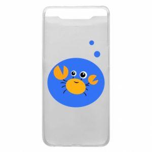 Samsung A80 Case Baby Cancer