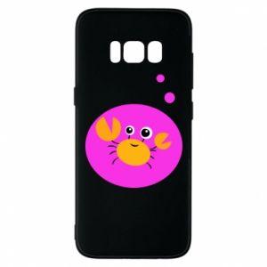 Samsung S8 Case Baby Cancer