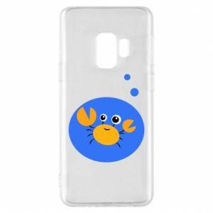 Samsung S9 Case Baby Cancer