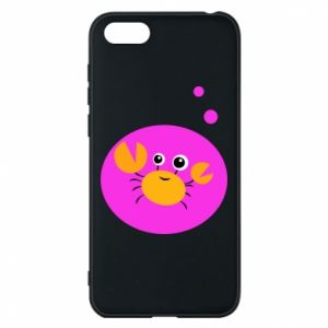 Huawei Y5 2018 Case Baby Cancer