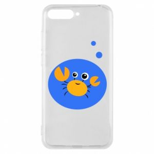 Huawei Y6 2018 Case Baby Cancer