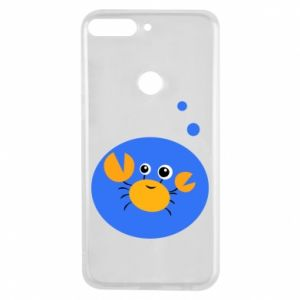 Huawei Y7 Prime 2018 Case Baby Cancer