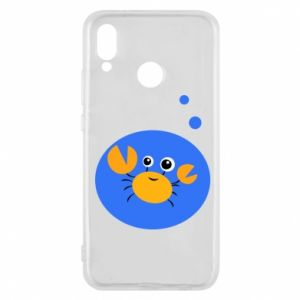 Huawei P20 Lite Case Baby Cancer