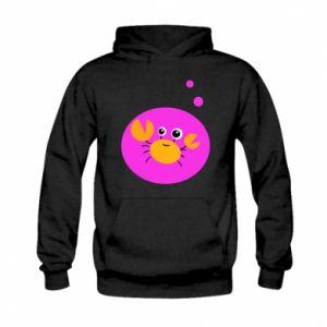 Kid's hoodie Baby Cancer