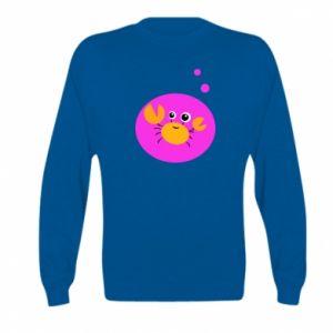 Kid's sweatshirt Baby Cancer