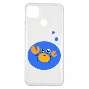Xiaomi Redmi 9c Case Baby Cancer
