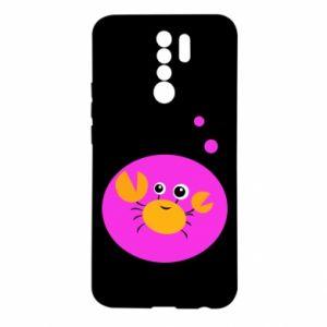 Xiaomi Redmi 9 Case Baby Cancer
