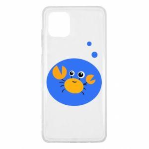 Samsung Note 10 Lite Case Baby Cancer