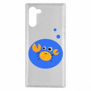 Samsung Note 10 Case Baby Cancer