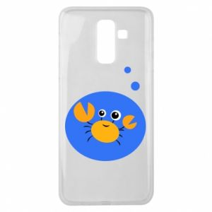 Samsung J8 2018 Case Baby Cancer