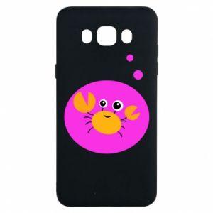 Samsung J7 2016 Case Baby Cancer