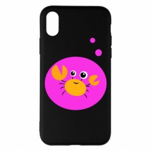 iPhone X/Xs Case Baby Cancer