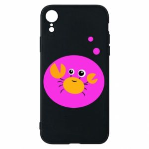 iPhone XR Case Baby Cancer