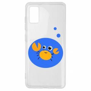 Samsung A41 Case Baby Cancer