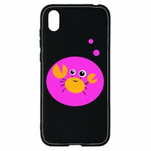 Huawei Y5 2019 Case Baby Cancer
