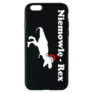 Etui na iPhone 6/6S Niemowlę - rex