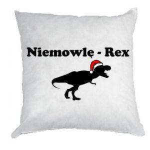 Poduszka Niemowlę - rex