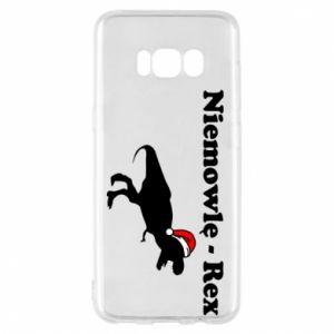 Etui na Samsung S8 Niemowlę - rex