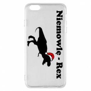 Etui na iPhone 6 Plus/6S Plus Niemowlę - rex