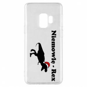Etui na Samsung S9 Niemowlę - rex