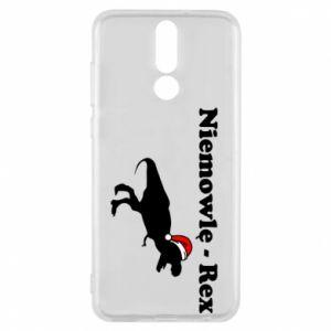 Etui na Huawei Mate 10 Lite Niemowlę - rex