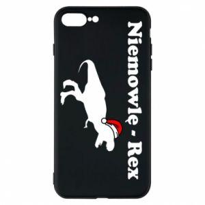 Etui na iPhone 7 Plus Niemowlę - rex