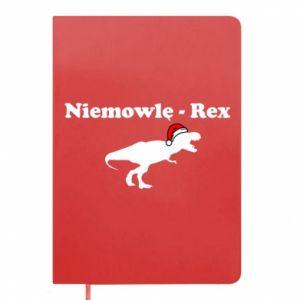 Notepad Baby - rex
