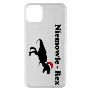 Etui na iPhone 11 Pro Max Niemowlę - rex