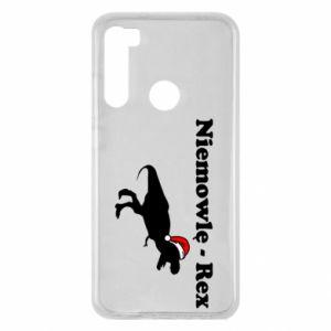 Xiaomi Redmi Note 8 Case Baby - rex