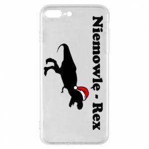 Etui na iPhone 8 Plus Niemowlę - rex