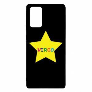 Etui na Samsung Note 20 Niemowlę Virgo