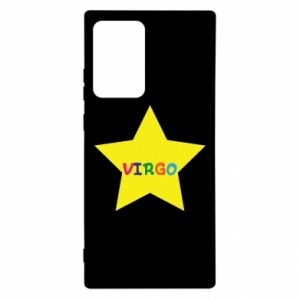 Etui na Samsung Note 20 Ultra Niemowlę Virgo