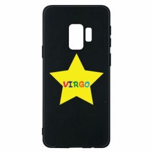 Etui na Samsung S9 Niemowlę Virgo