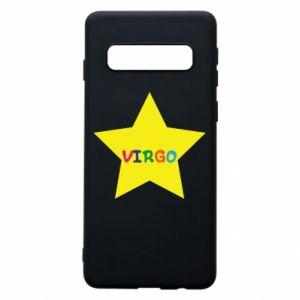 Etui na Samsung S10 Niemowlę Virgo