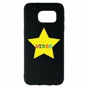 Etui na Samsung S7 EDGE Niemowlę Virgo