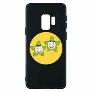 Etui na Samsung S9 Niemowlęta Twins - PrintSalon
