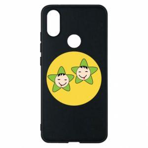 Xiaomi Mi A2 Case Baby Twins